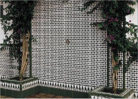 Carrelage Andalous 20x20 Zocalo Azulejos 1er Choix Carrelage