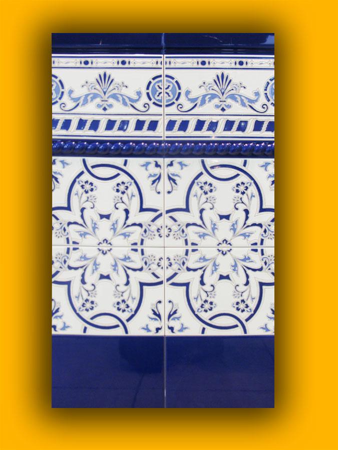 carrelage andalous 15x20 zocalo azulejos 1er choix carrelage zocalo 15x20 carrelage salle de. Black Bedroom Furniture Sets. Home Design Ideas