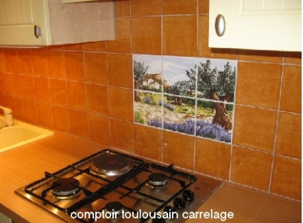 Faience multicolore cuisine solutions pour la d coration for Carrelage multicolore cuisine