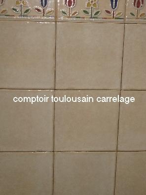 Carrelage cuisine 15x15 carrelage - Comptoir carrelage toulousain ...