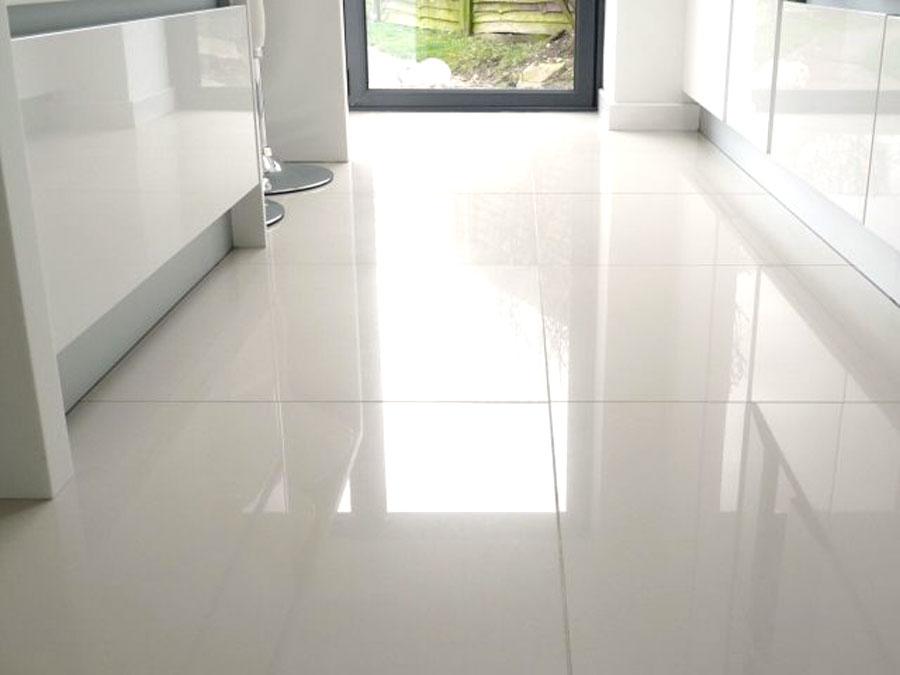 Carrelage 60x60 30x60 blanc pur poli et noir pur poli for Carrelage blanc joint noir