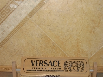carrelage versace ceramic design 41x41 s rie palace. Black Bedroom Furniture Sets. Home Design Ideas
