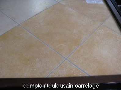 Carrelage 34x34 carmel parefeuille provence parefeuille for Carrelage blanc 11x11