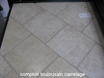 Carrelage sol 34x34 cit des papes parefeuille provence for Parefeuille carrelage