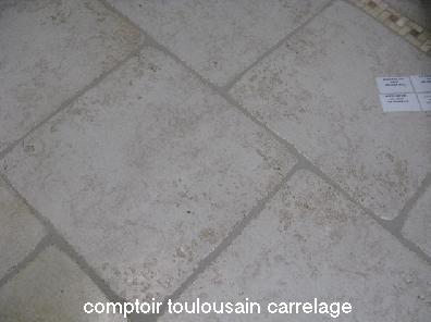 Carrelage sol 34x34 cit des papes parefeuille provence for Parefeuille carrelage