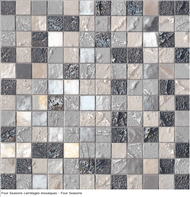 carrelage d co mosaique en gr s c rame 30x30 s rie four
