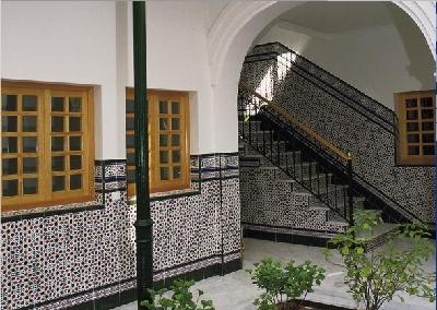 Carrelage andalous 20x20 zocalo azulejos 1er choix for Faience exterieur