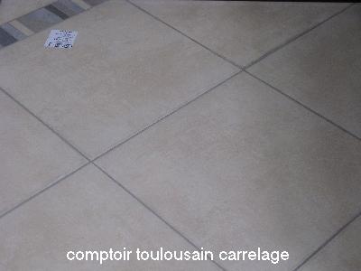 Carrelage 34x34 et 43x43 sinope carrelage 1er choix for Joint de carrelage noir