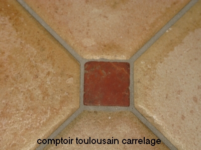 Carrelage octogone 42 5x42 5 fabrication italienne for Carrelage cabochon