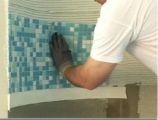 Webercoljoint Blanc Pur Spécial Pâte De Verre Et émaux Weber - Emaux de verre pour piscine