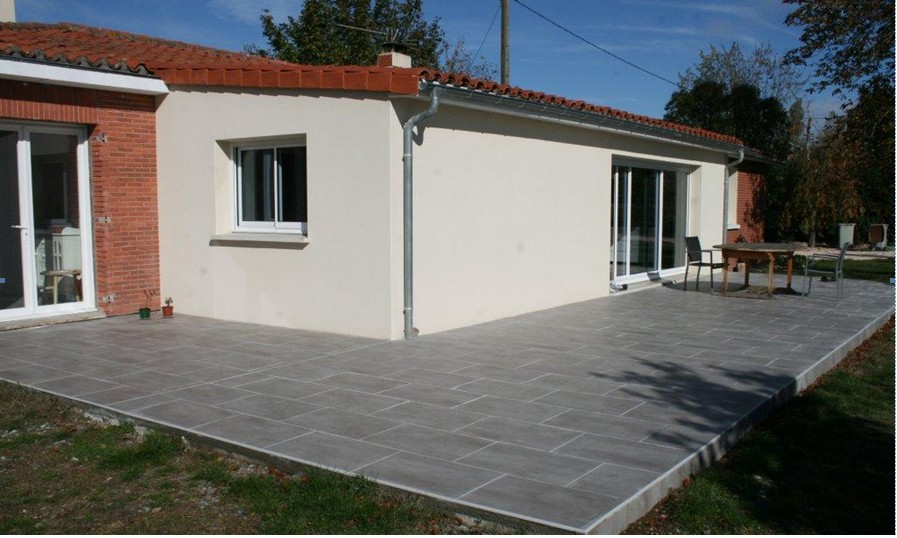 carrelage 45x67,5 Elite Safe Cemento -  Carrelage 1er choix