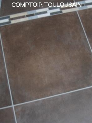 Carrelage en ligne faiences cuisine sanitaire toulouse paris for Carrelage 50x50 gris