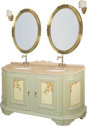 meuble salle de bain style italien