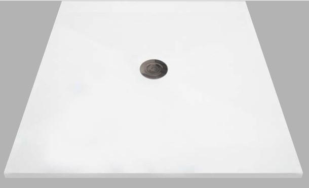 Receveur de douche extra plat dimension 75x90 75x200 for Baignoire faible largeur