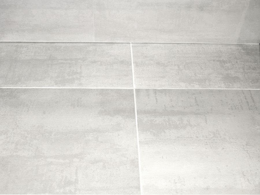 Carrelage 45x45 Corten Blanco Effet Metal Tau Ceramica