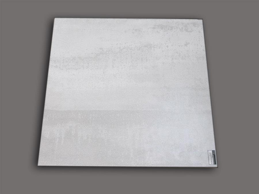 carrelage 45x45 corten blanco effet metal tau ceramica. Black Bedroom Furniture Sets. Home Design Ideas