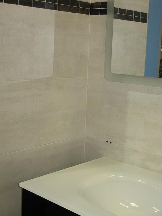 Tau ceramica meuble salle de bain les for Tau ceramica meuble salle de bain
