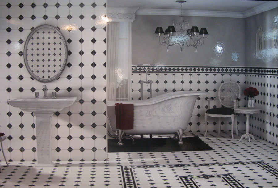 carrelage salle de bain paris. Black Bedroom Furniture Sets. Home Design Ideas