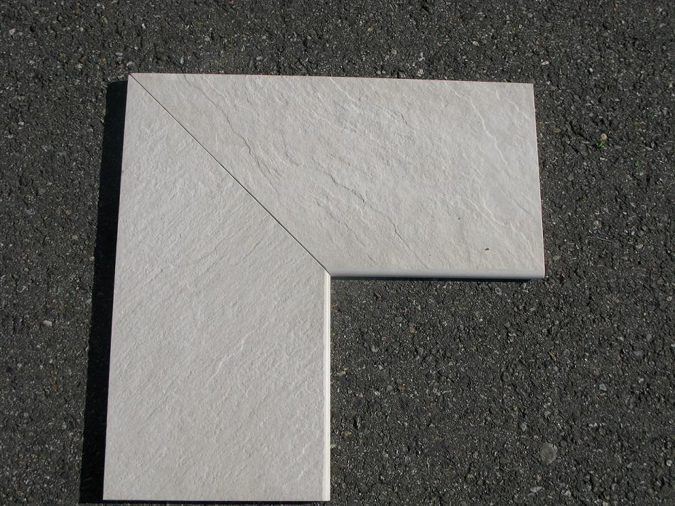Margelle 30x60 en gr s c rame forte paisseur en 2cm et dallage 60x60 en 1cm - Margelle piscine carrelage ...