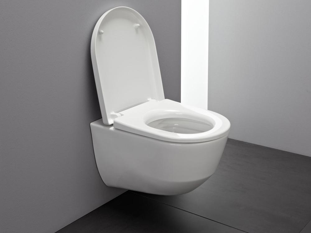cuvette suspendue sans bride laufen pro rimless suspendu. Black Bedroom Furniture Sets. Home Design Ideas