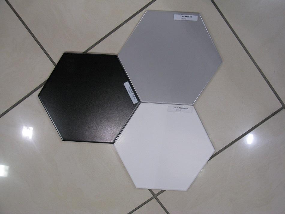 Carrelage sol hexagonal toscana bestile carrelage for Carrelage hexagonal sol