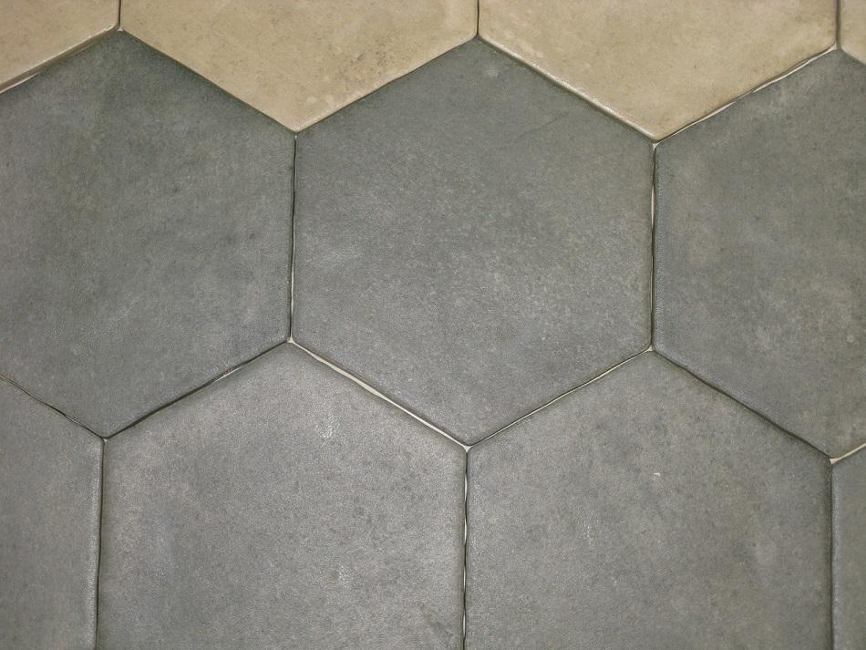 carrelage hexagonal sol et mur 15x15 cement durstone durstone carrelage sol interieur hexagonal. Black Bedroom Furniture Sets. Home Design Ideas