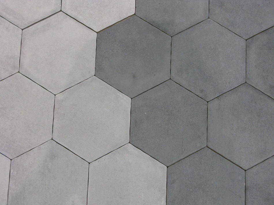Carrelage Hexagonal Sol Et Mur X Cement Durstone Durstone - Carrelage hexagonal sol