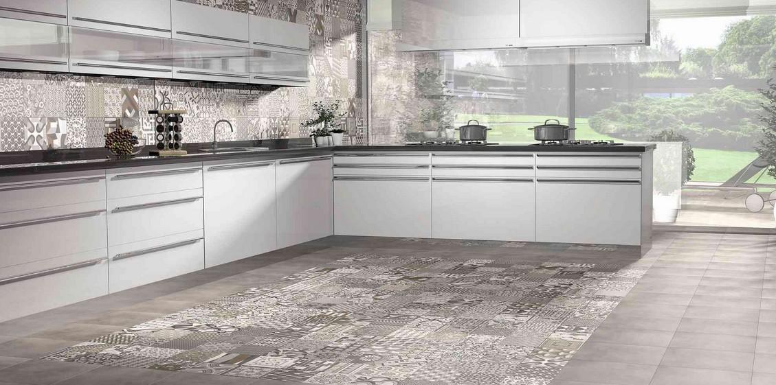 Carrelage 44x44 tapis realonda carrelage 1er choix realonda carrelage sol interieur ciment - Tapis de cuisine carreaux de ciment ...