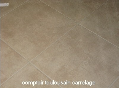 carrelage NF et UPEC 34x34 et 43x43 Sinope Parefeuille Provence