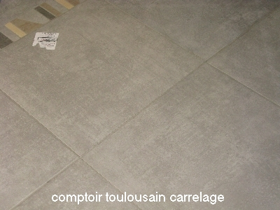 Carrelage nf et upec 34x34 et 43x43 sinope parefeuille for Carrelage taupe clair