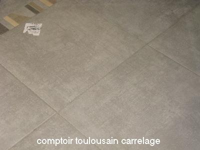 Carrelage nf et upec 34x34 et 43x43 sinope parefeuille for Comptoir du carrelage toulouse