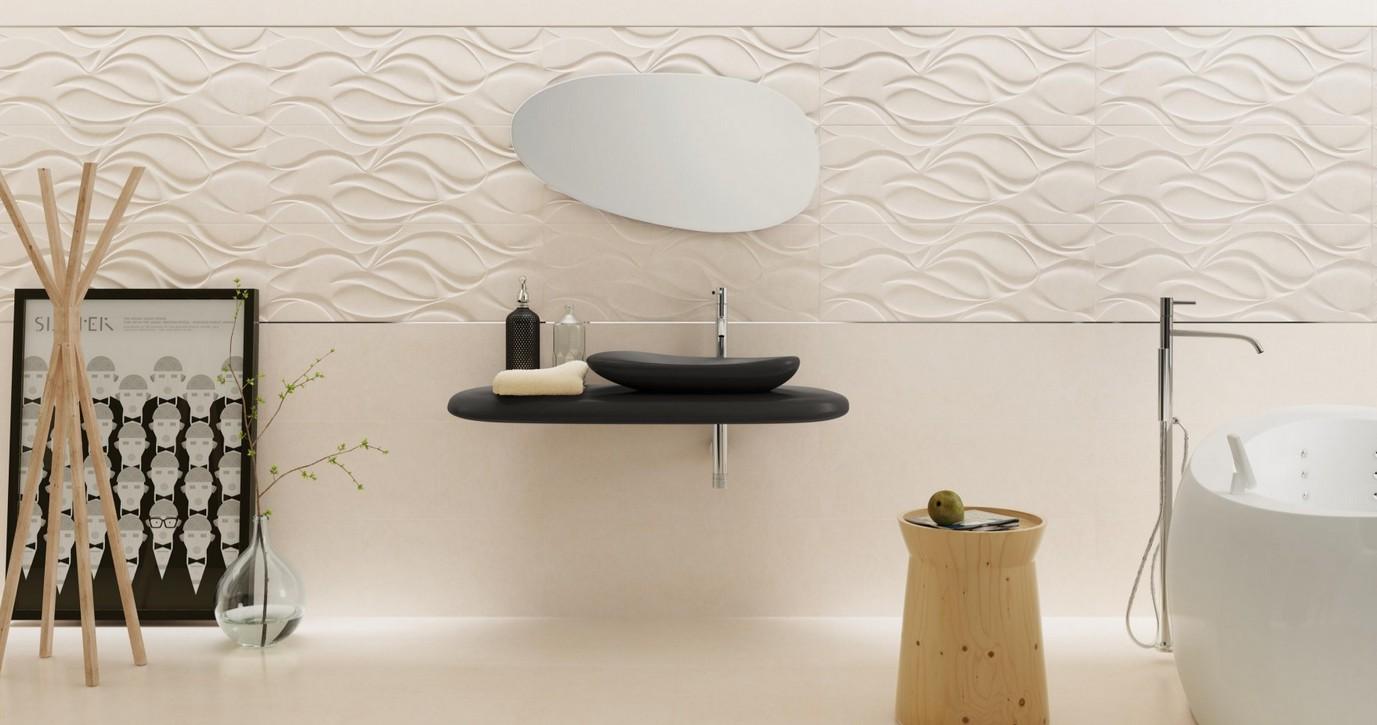 Peronda carrelage mural faience rectifi e carrelage salle for Faience blanche salle de bain