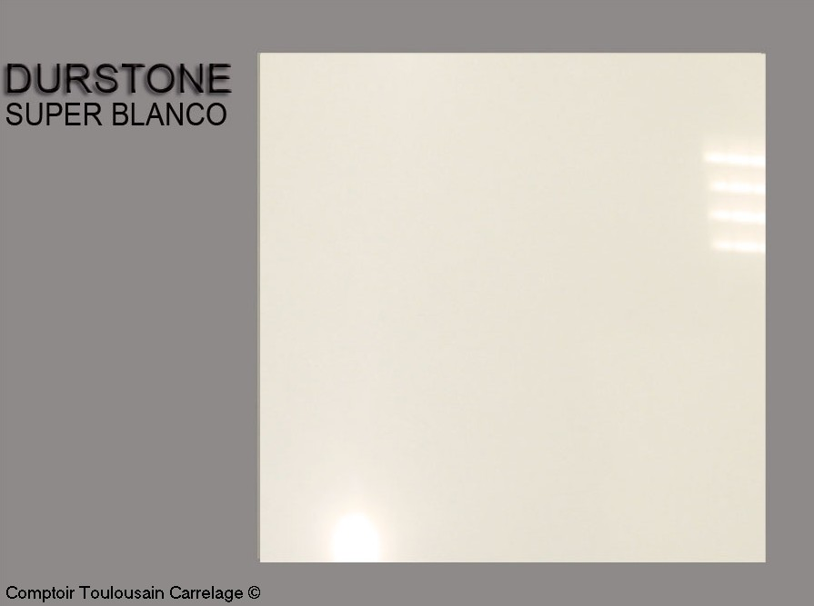 Carrelage 80x80 poli blanc et noir gr s c rame rectifi for Carrelage 80x80 blanc