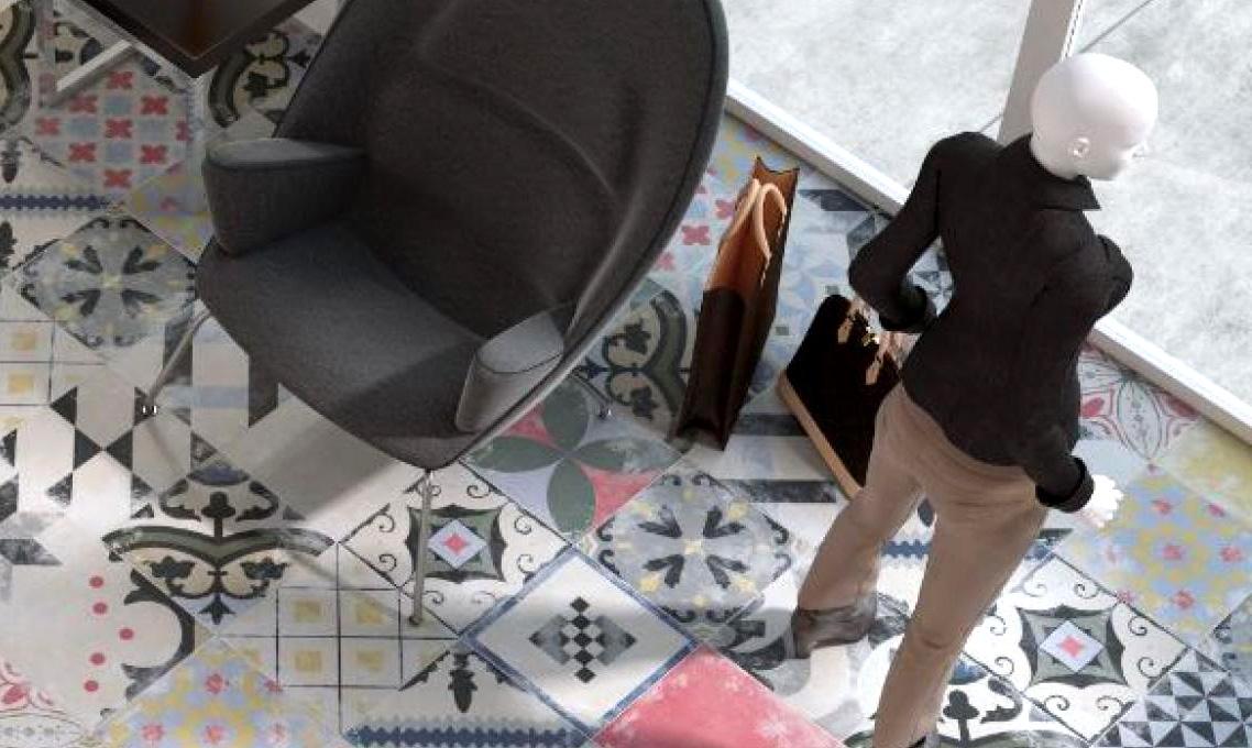 Carrelage design comptoir du carrelage toulousain for Le comptoir toulousain du carrelage