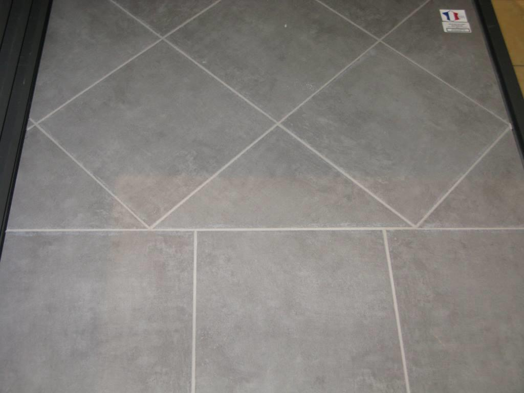 Carrelage sol ext rieur 34x34 beton parefeuille provence for Carrelage 50x50 gris anthracite