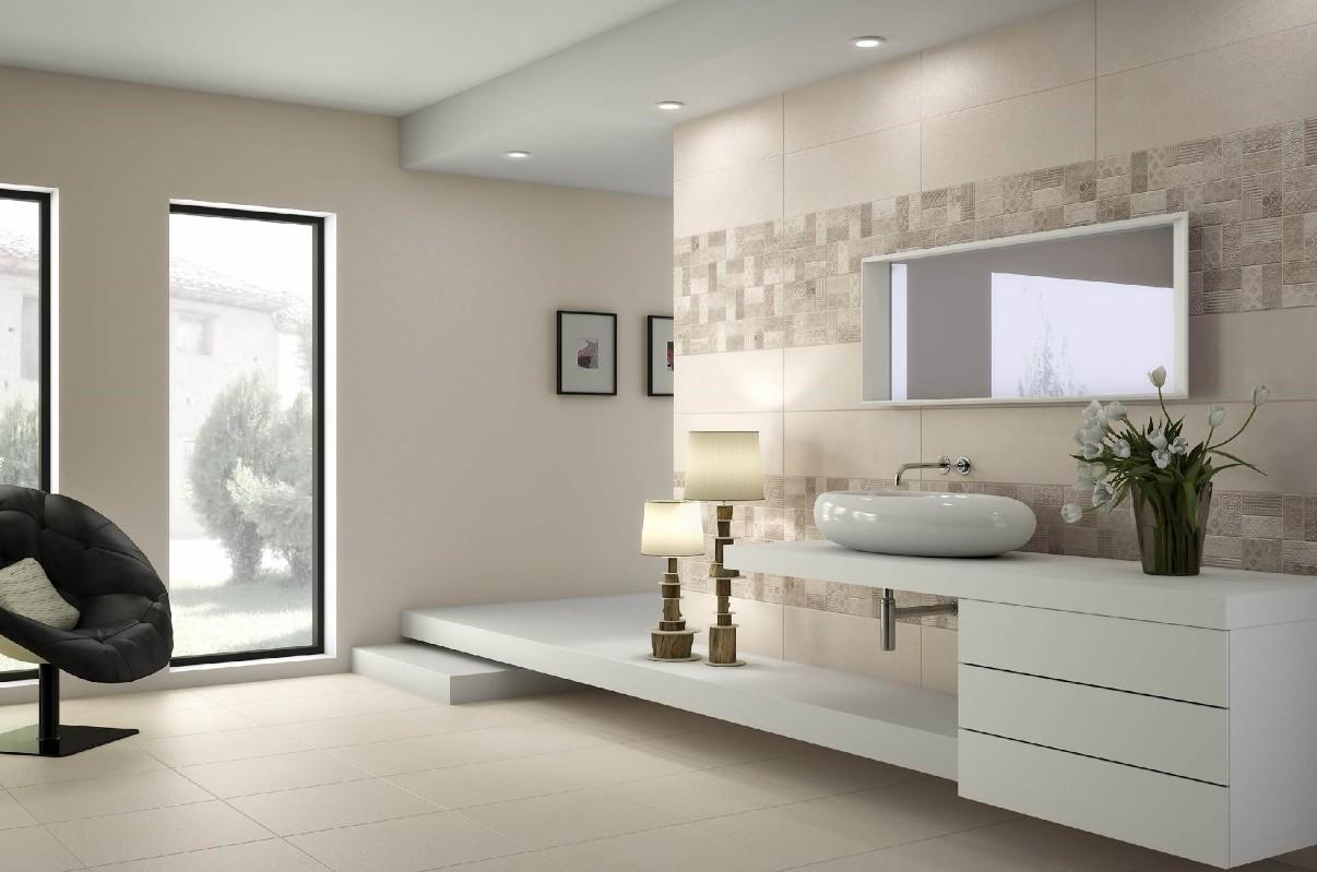 Faience salle de bain blanc brillant saint paul 29 for Faience salle de bain blanc brillant