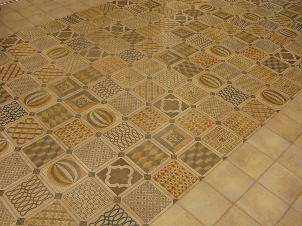 Carrelage aspect carreau ciment 20x20 venato et rialto for Carrelage 20x20