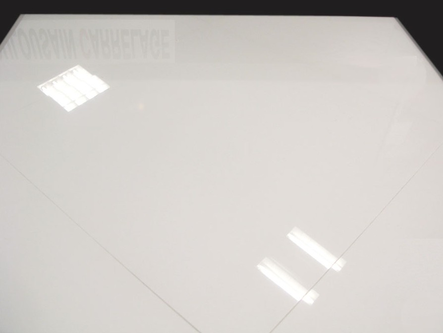 Carrelage poli blanc 60x60 rectifi de palo rosa palo rosa carrelage sol interieur carrelage sol for Carrelage blanc brillant sol