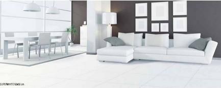 Carrelage Poli Blanc 60x60 Rectifi De Palo Rosa Palo Rosa