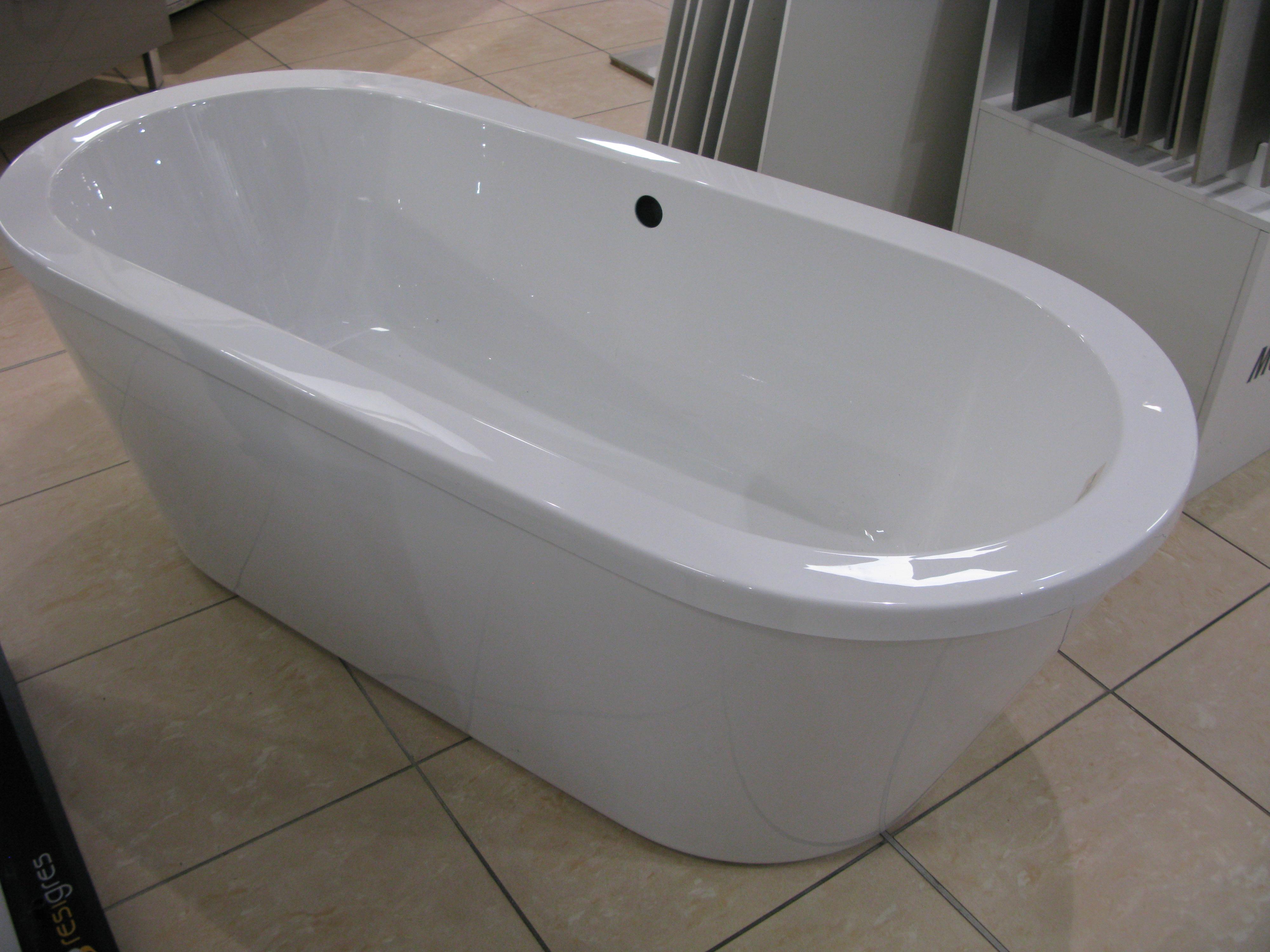 Baignoire Ilot Baignoire Baignoire Et Sanitaire Carrelage