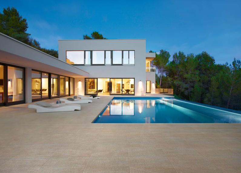 Carrelage exterieur et dalle piscine carrelage en ligne - Quel carrelage pour une terrasse exterieure ...