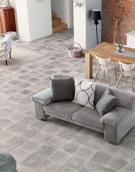 carrelage 60x60 s rie atelier sintesi sintesi carrelage. Black Bedroom Furniture Sets. Home Design Ideas