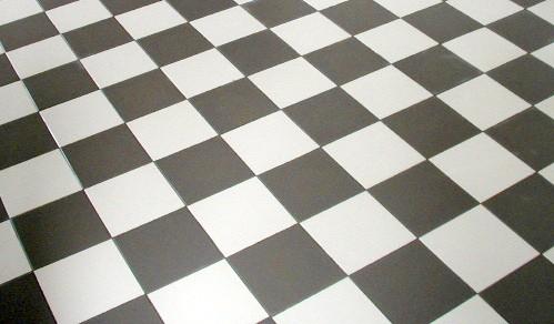 Carrelage sol 60x60 simply noir mat ou blanc mat cicogres for Carrelage noir mat