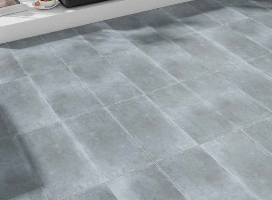 Carrelage int rieur 60x60 oristan naturel ou rectifi tau for Carrelage 60x60 gris