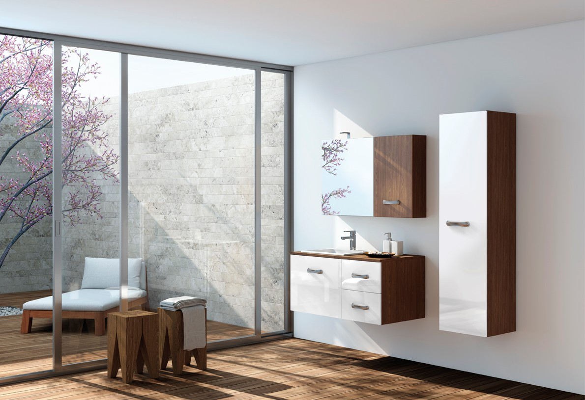 Meuble de salle de bains meuble salle de bains carrelage