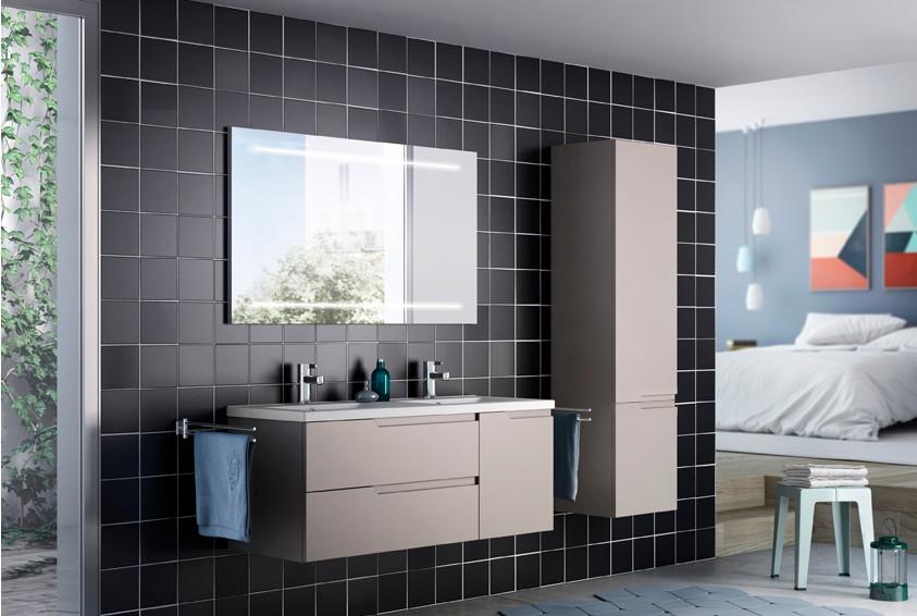 Meuble salle de bains matrice aquarine aquarine salle de bains meuble de salle de bains - Meuble salle de bain aquarine ...