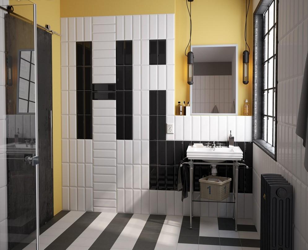 10x30 metro carrelage salle de bain Carrelage