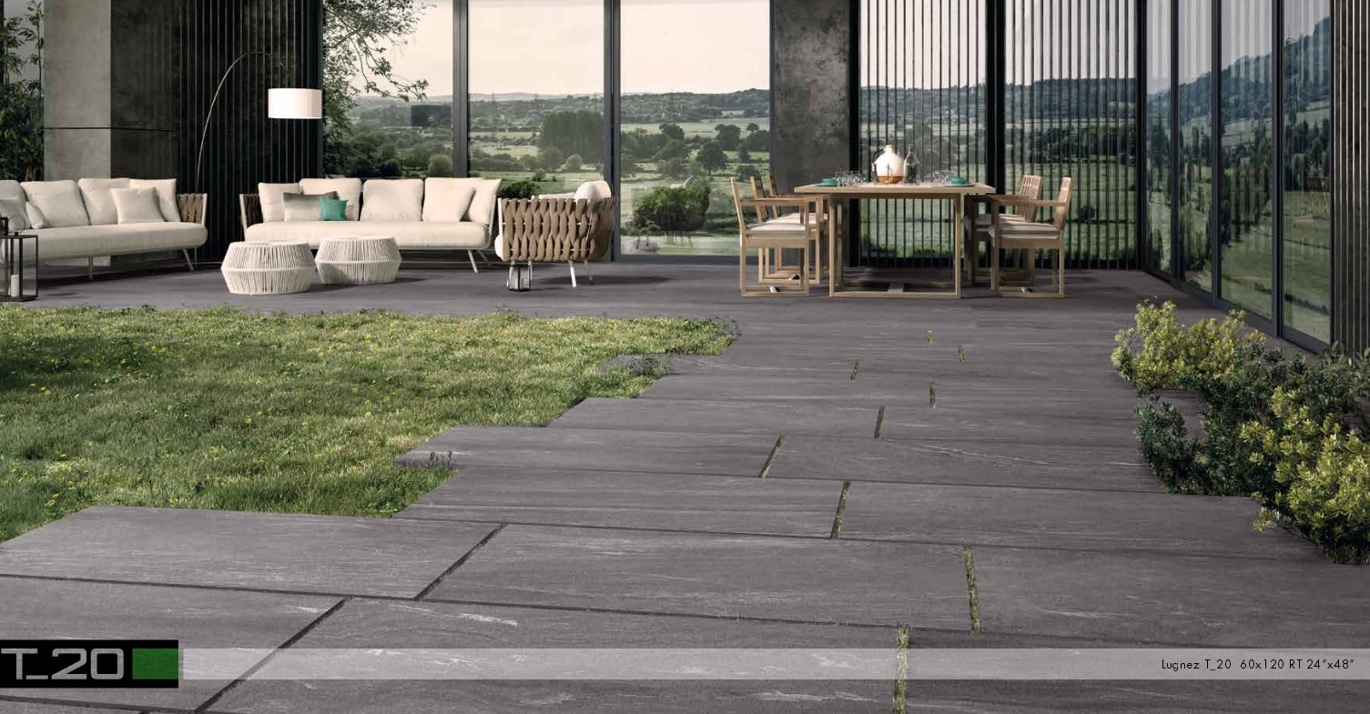 carrelage parquet terrasse 20 2x80 2 val gardena grey r11. Black Bedroom Furniture Sets. Home Design Ideas