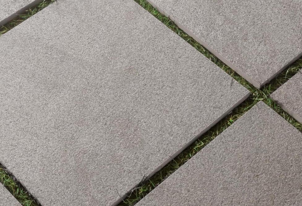 Carrelage En Grès Cérame 60x60 épaisseur 2 Cm Sur Plot Série Stonewo