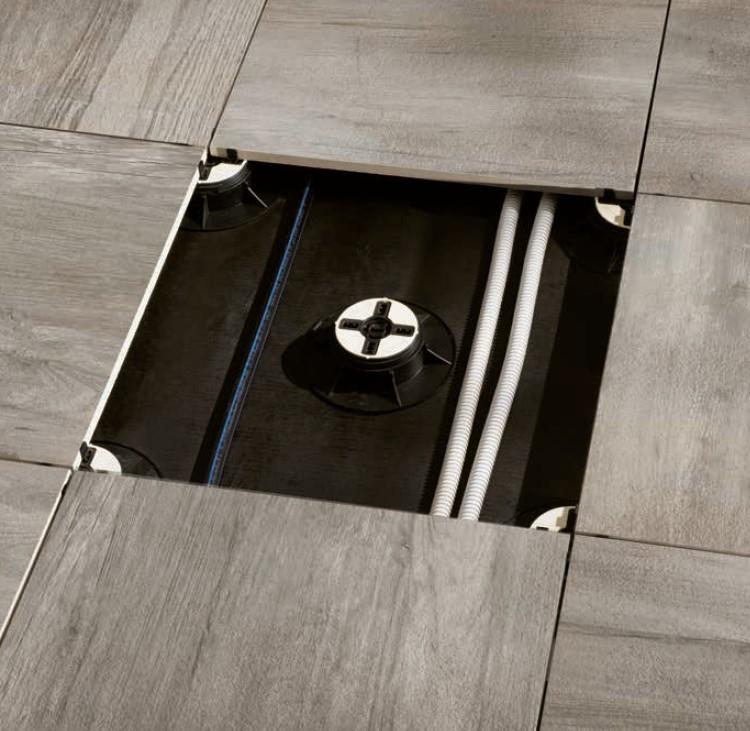 carrelage parquet exterieur en gr s c rame 40x120. Black Bedroom Furniture Sets. Home Design Ideas